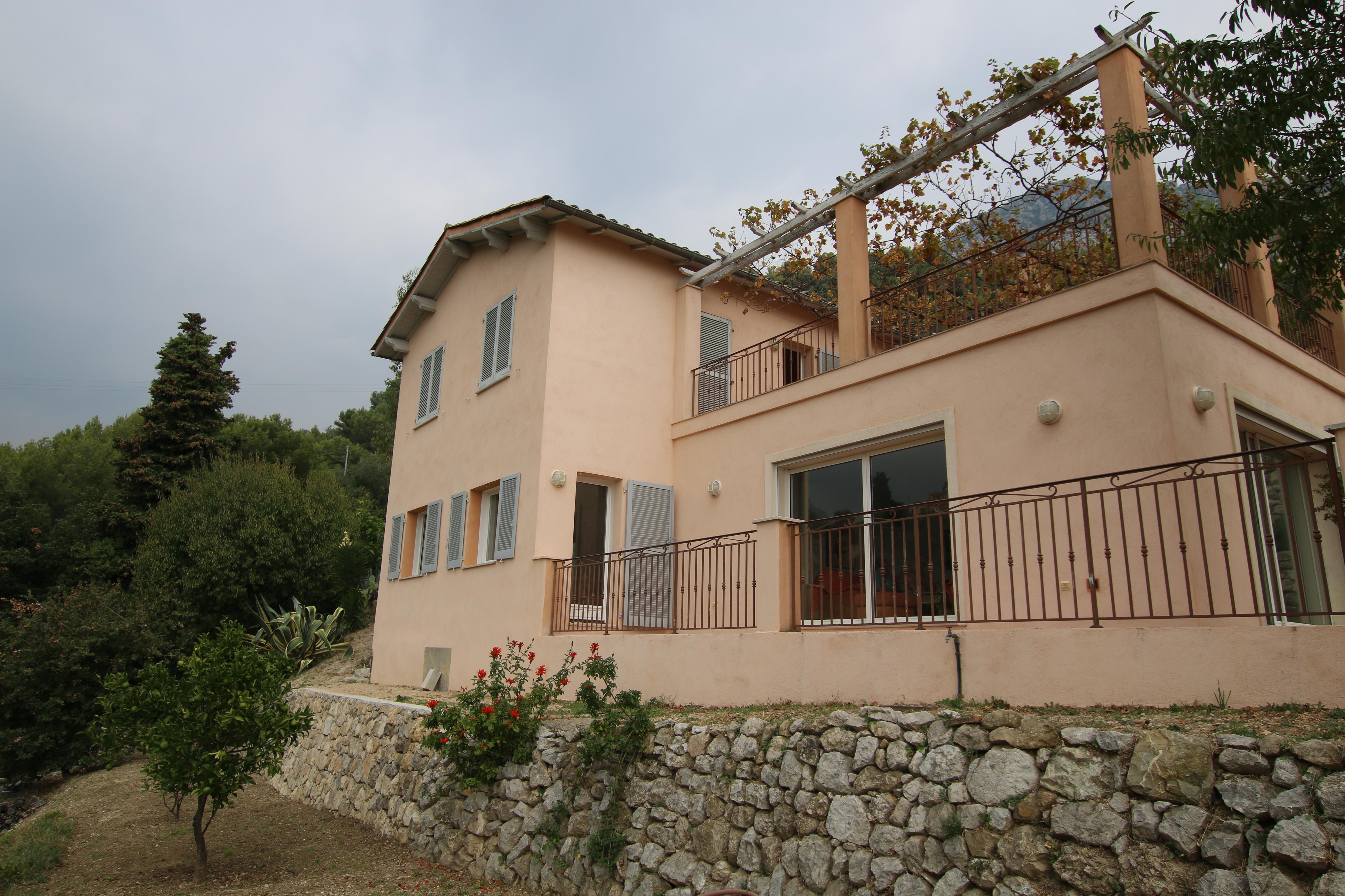 Castellar : votre villa sur la Côte d'Azur