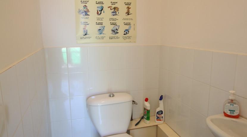 Bureaux toilettes
