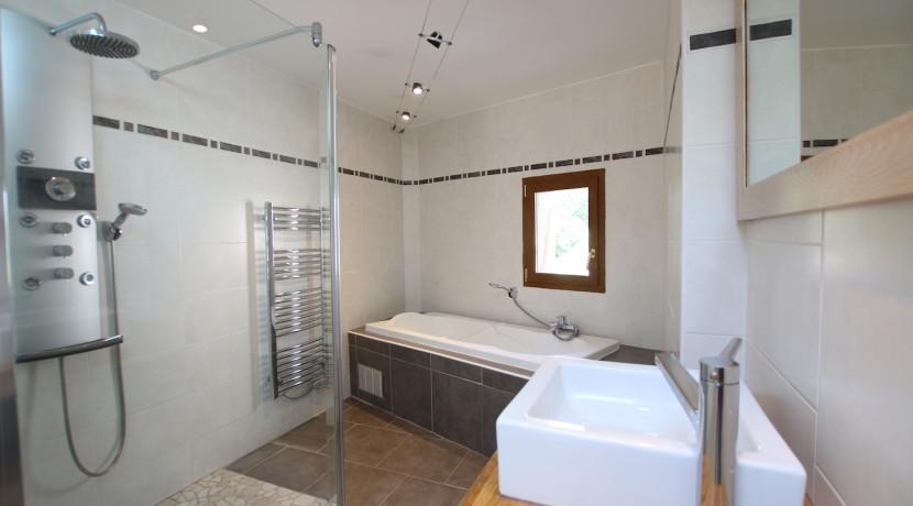 loft douche baignoire