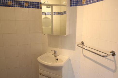 loft salle d'eau lavabo