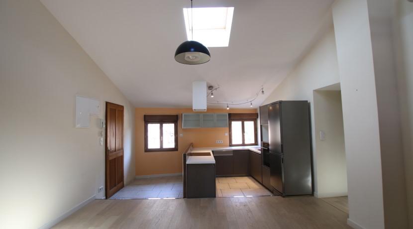 loft vue cuisine