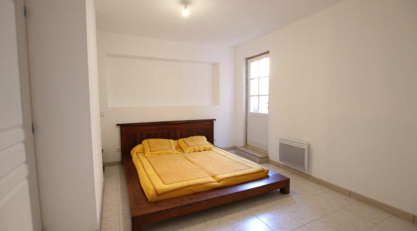 maison avec terrasse chambre
