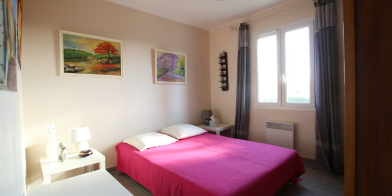 Caromb villa chambre 2