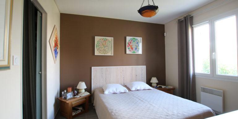 Caromb villa suite parentale