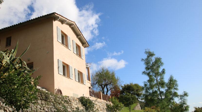 Castellar villa exterieur