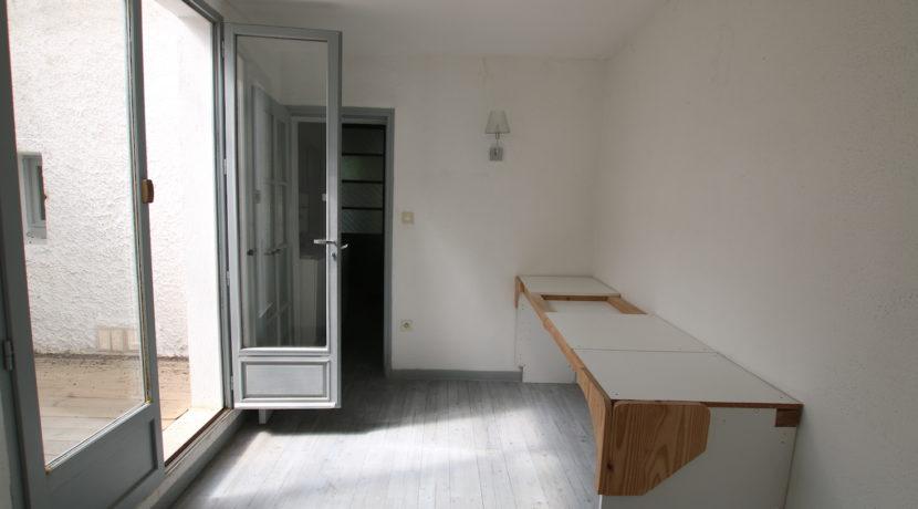 Carpentras T2 bureau