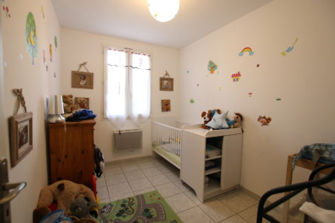 Carpentras T3 avec jardin chambre 1