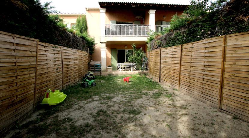 Carpentras T3 avec jardin exterieur