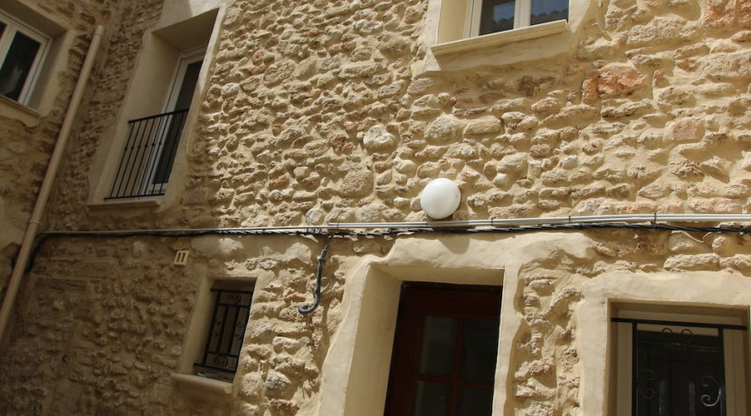 Aubignan maison de village