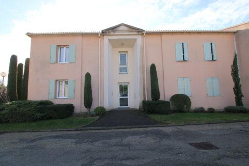 Carpentras T3 residence