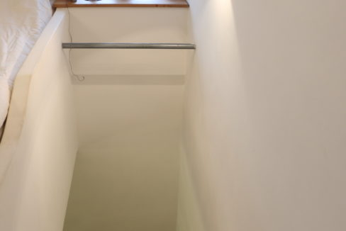 Isle sur la Sorgue maison escalier