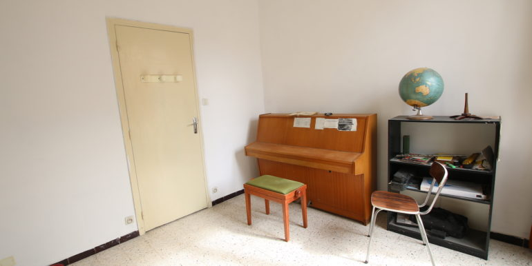 Carpentras appartement T3 chambre