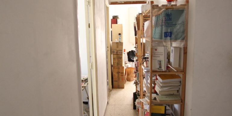 Carpentras appartement T3 couloir
