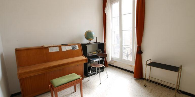 Carpentras appartement T3 piano