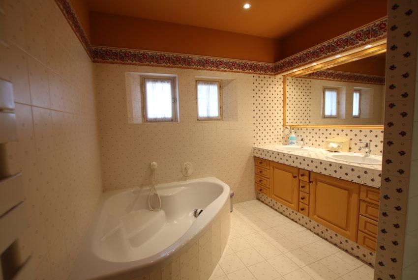 Carpentras demeure de charme salle de bain