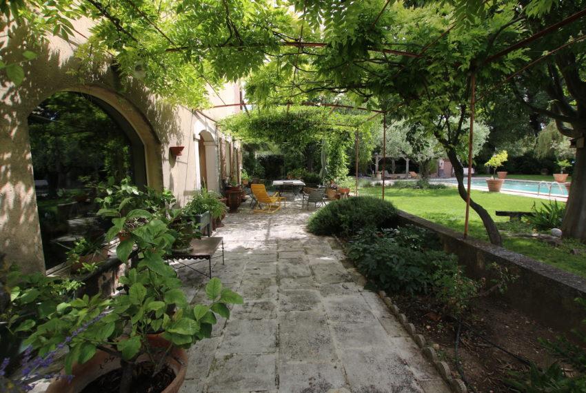 Carpentras demeure de charme terrasse