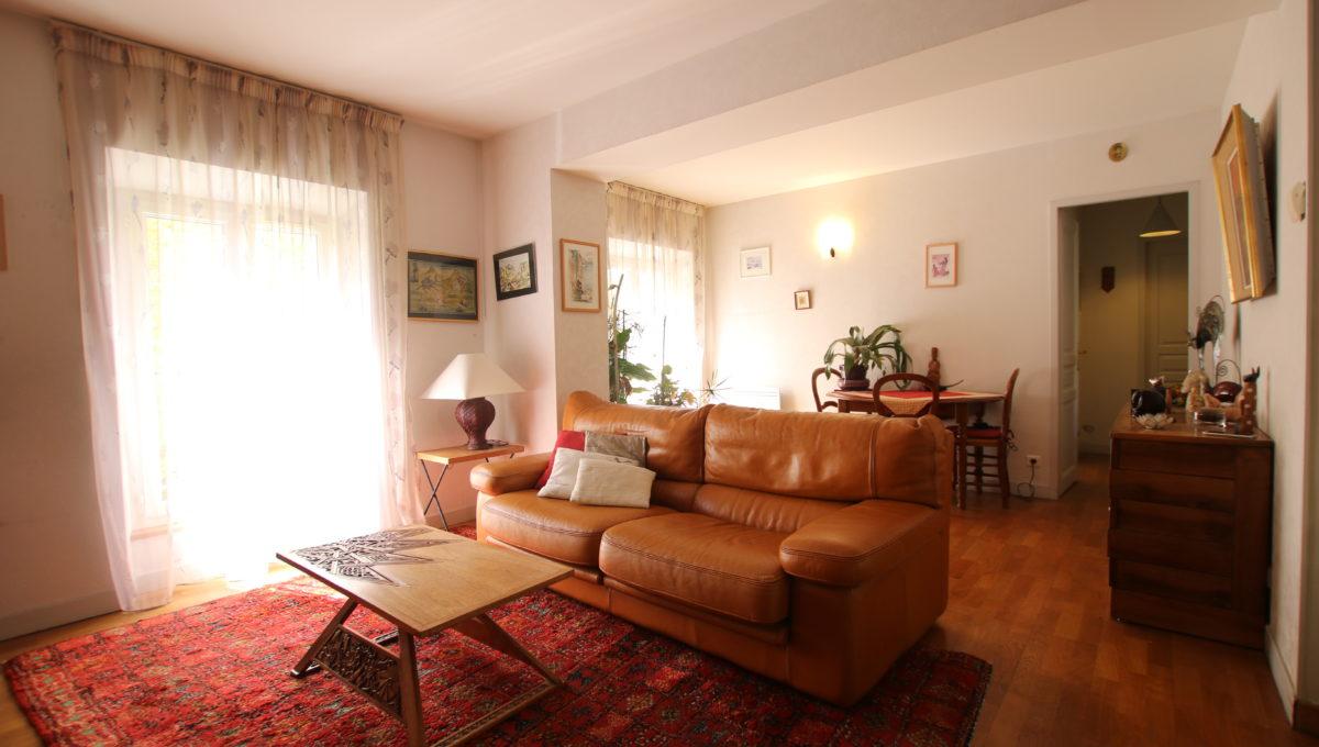 Carpentras appartement espace jour