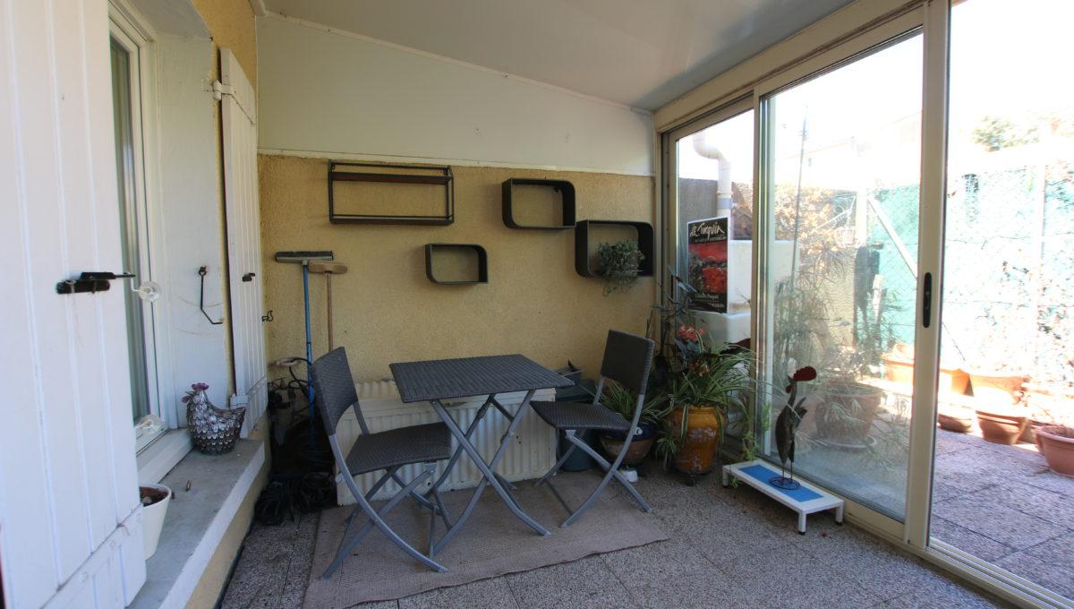 Carpentras appartement exterieur