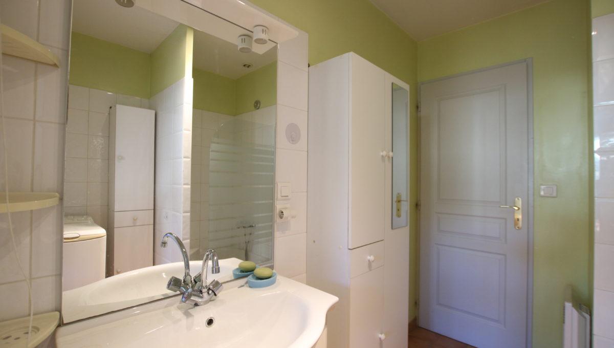 Carpentras appartement salle de bain