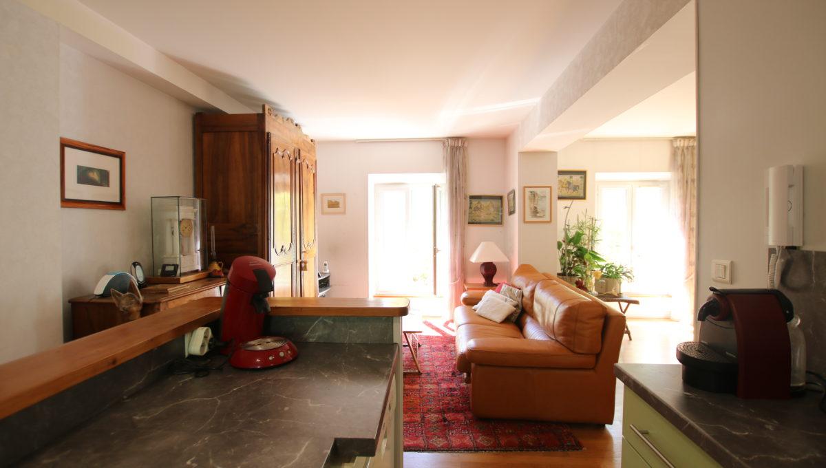 Carpentras appartement salon