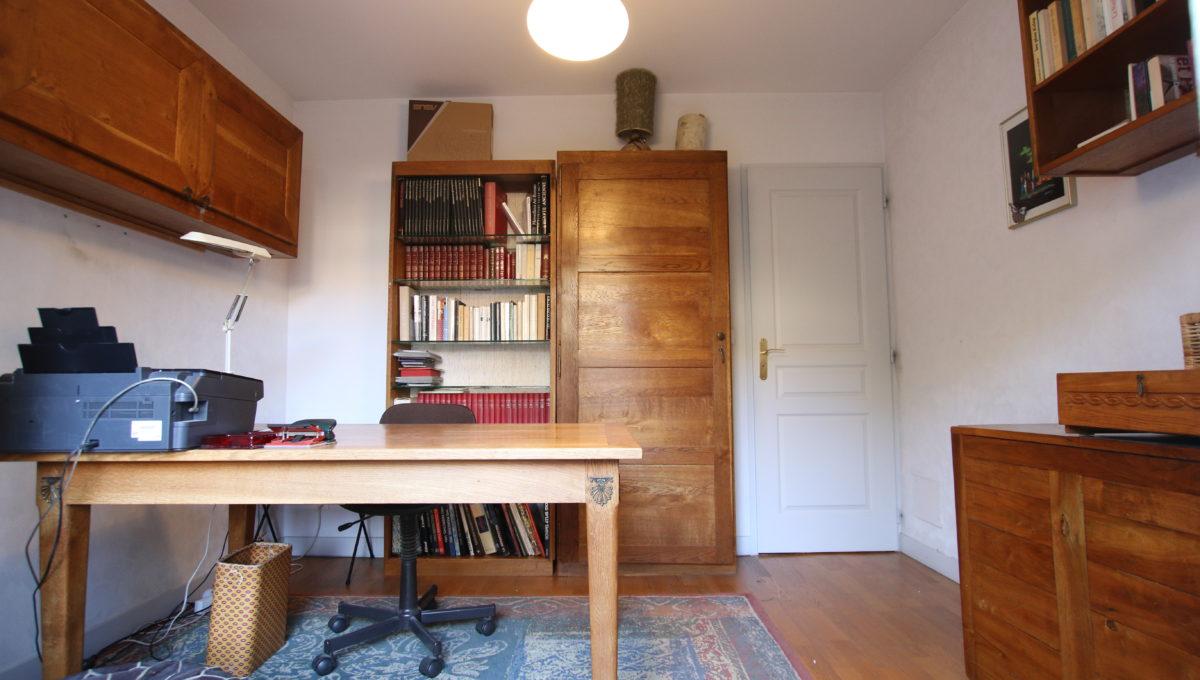 Carpentras appartement vue bureau