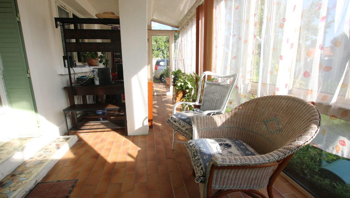 Carpentras maison avec jardin d'hiver