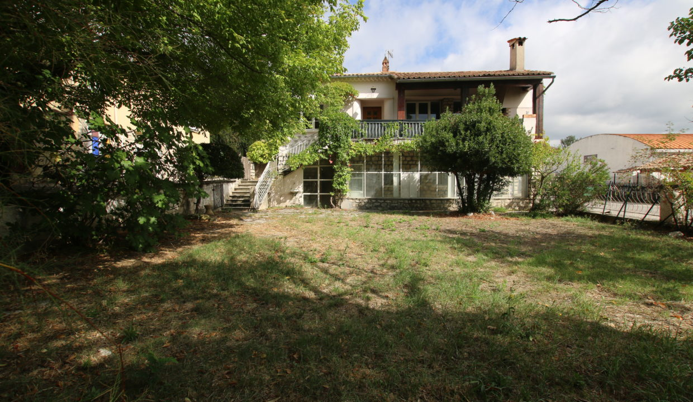 Mormoiron maison avec jardin